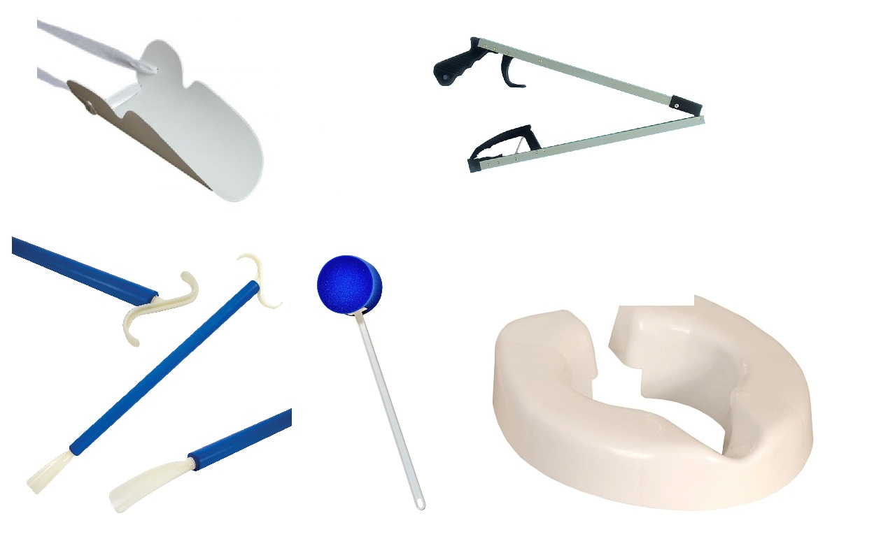 Post Operation Hip Replacement Recovery Kit