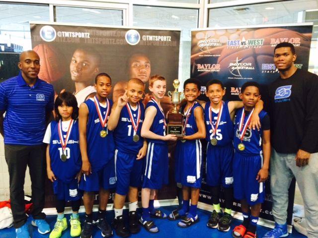 AAU Super Regional  2014  Baylor Basketball