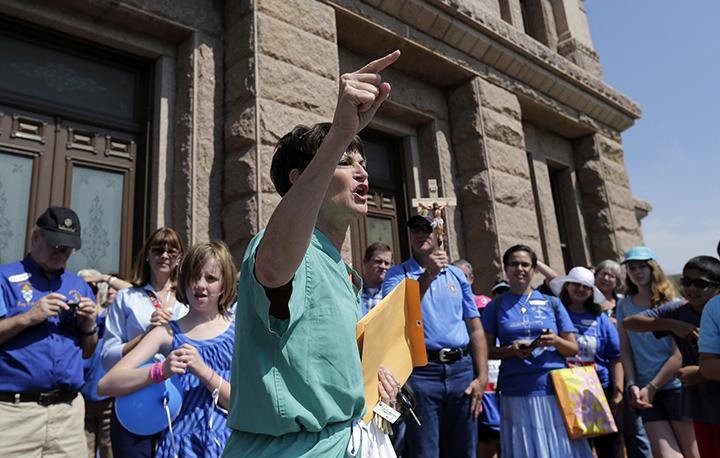 Texas biennial Legislature is more than just part time