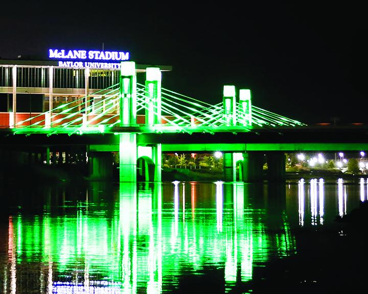Waco Shares Major Improvements The Baylor Lariat