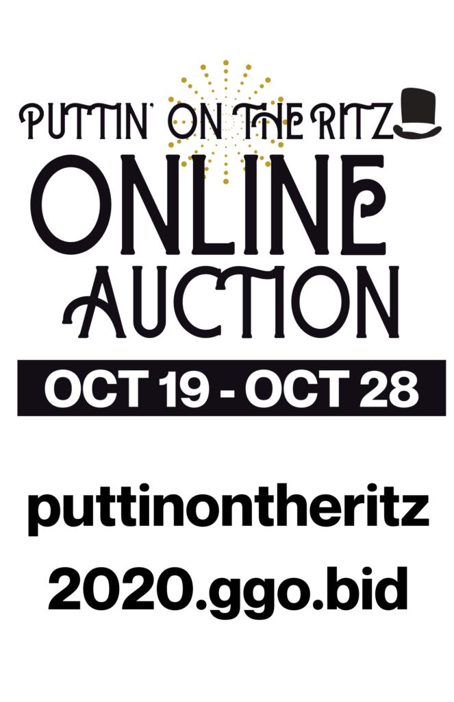 Baymonte Christian School's Puttin' on the Ritz Online Auction