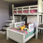 Girl's Bunk Beds