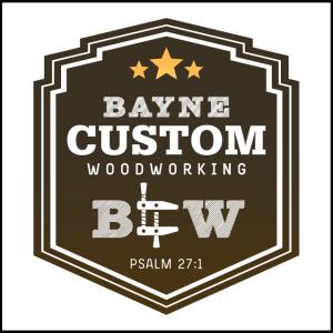 Bayne Custom Woodworking Logo