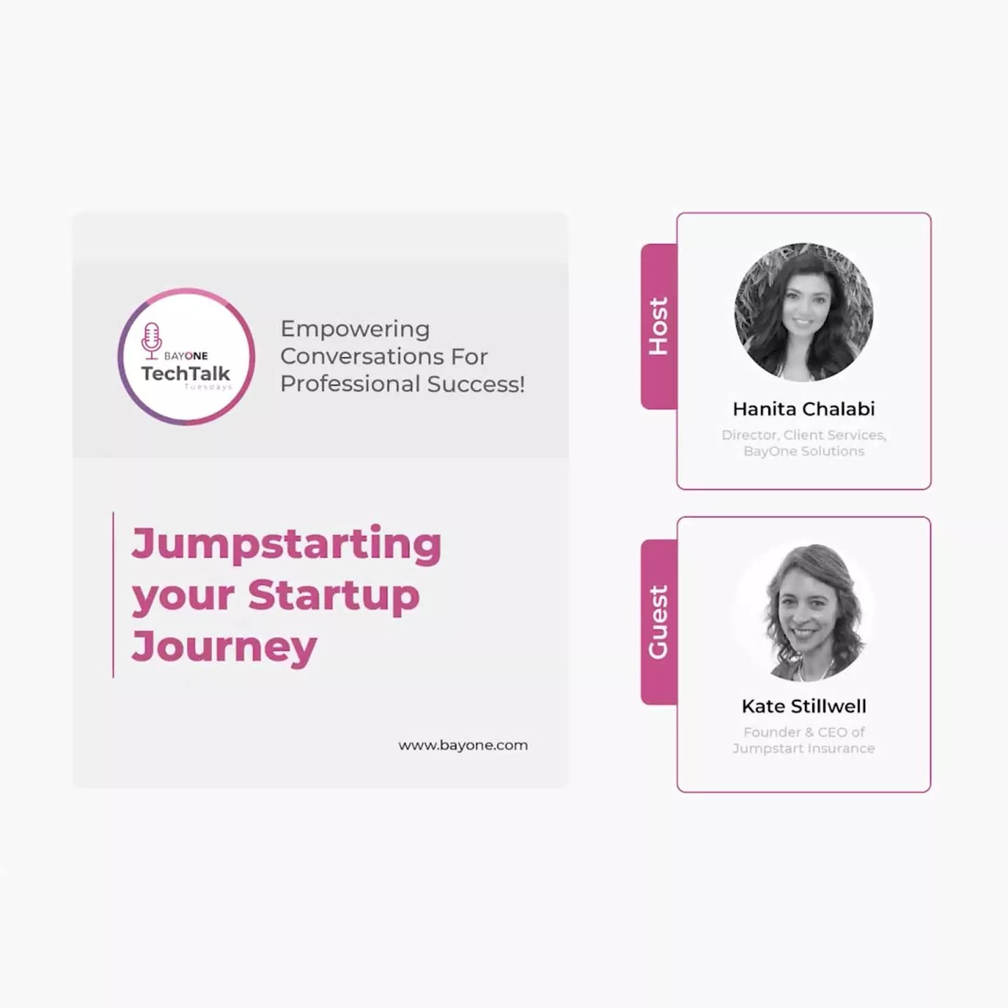 Jumpstarting your Startup Journey