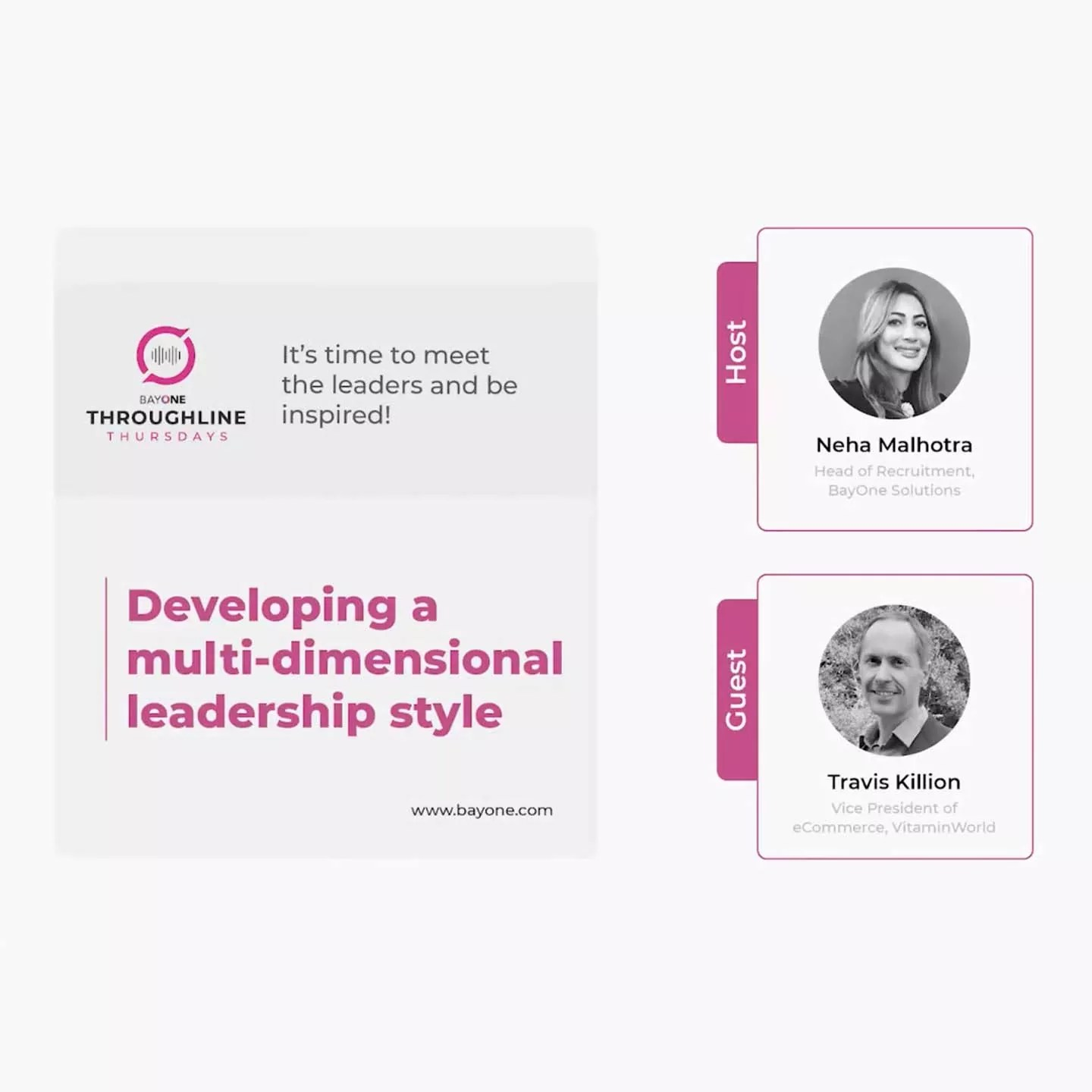 Developing a Multi-dimensional Leadership Style