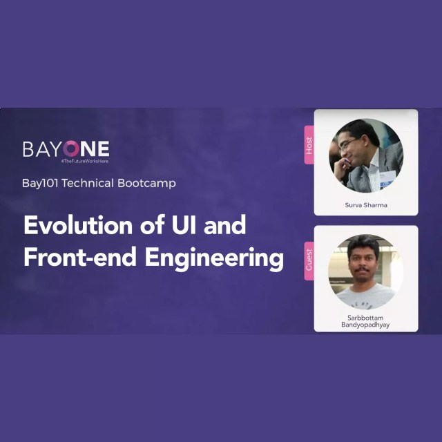 Introduction to UI and Front-End Engineering Concepts