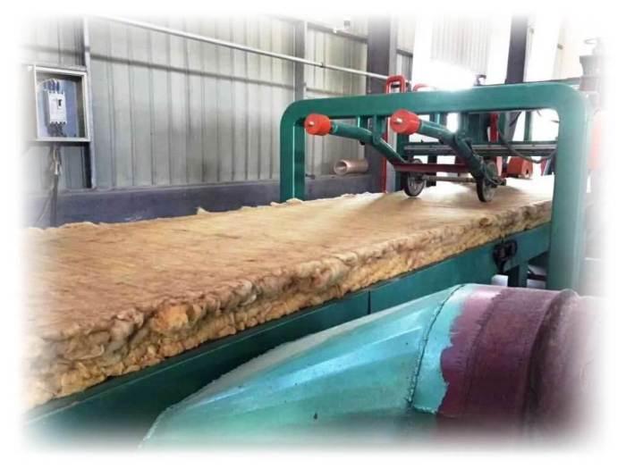 Производство минеральной ваты