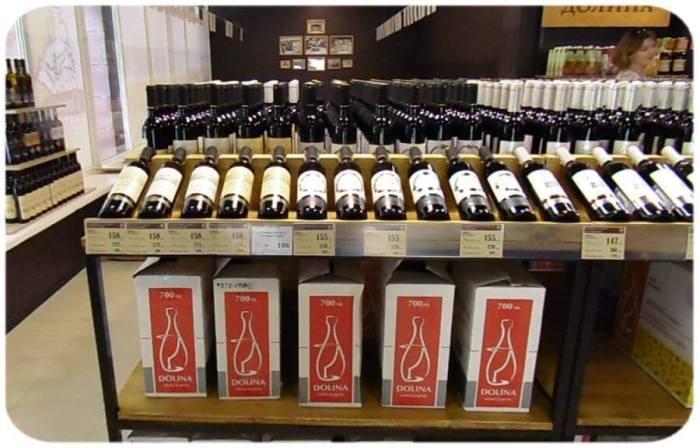 Где купить хорошее вино в Анапе
