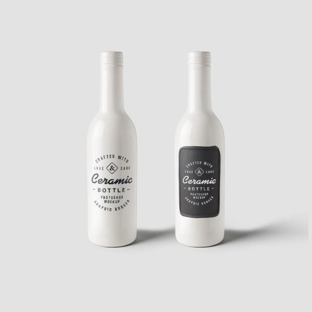 Ceramic Bottle Design