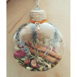 witch yule protection ornament oil blessing wiccan balls ball pagan diy decor decorations christmas incense tree spell crafts ornaments herbal