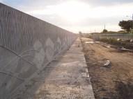 Berm Construction (South Side) (10/2015)