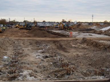 Berm Construction (10/2014)