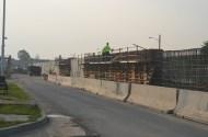 Berm Construction (South Side) (09/15)