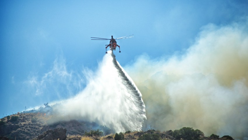California's Dramatic Fire Season Roars Ahead