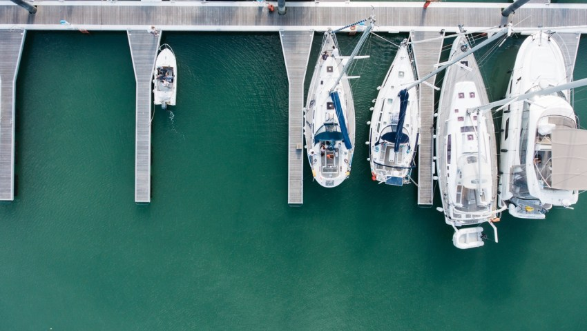 Staying Afloat: San Francisco Bay Marinas Face Unique Challenges