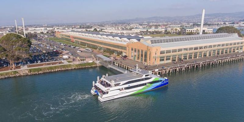 WETA Expands Ferry Service to East Bay