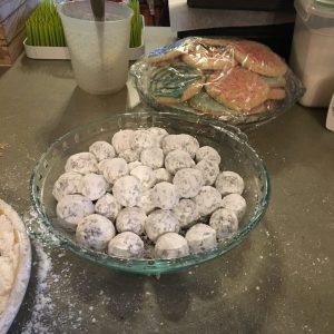 Gluten-free rum balls