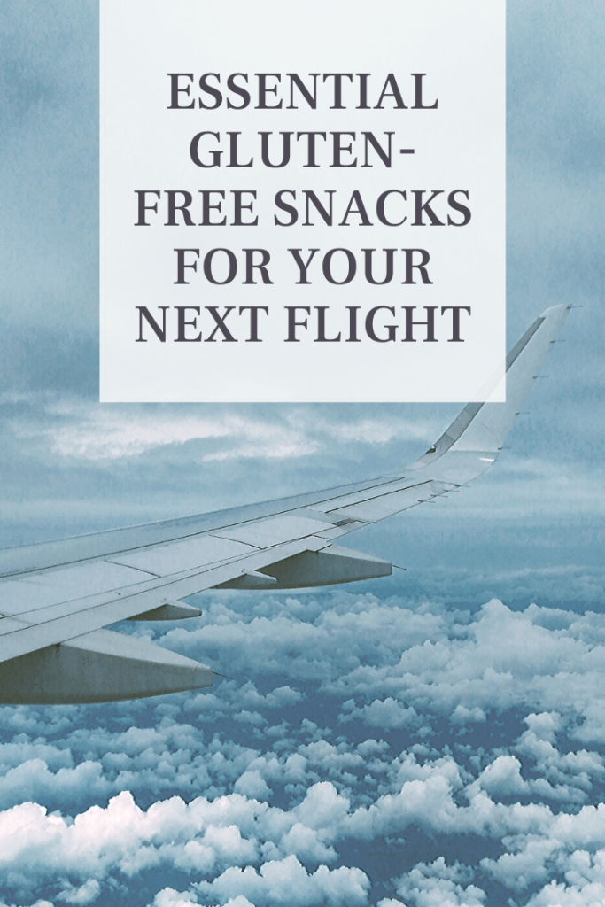 gluten-free flight snacks