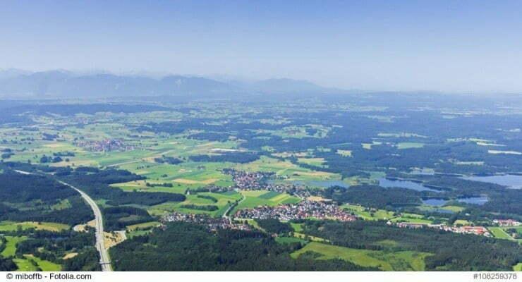 Landesentwicklung Bayern