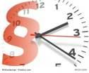 Uhren-Serie: Paragrafenzeichen & Uhr