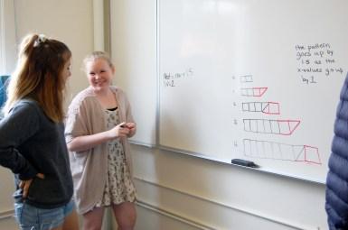 Math 2's Carousel Activity