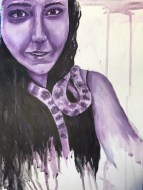 Painting 1A Self-Portrait