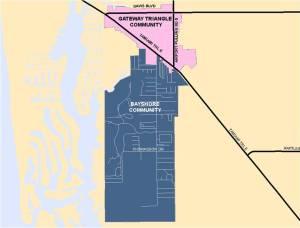Karen Drive Map