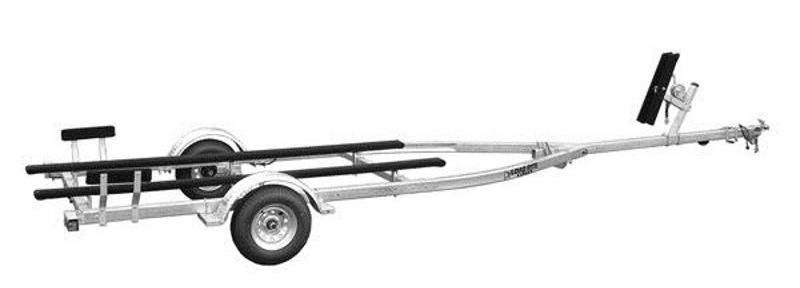 Load Rite Galvanized Single Axle Bunk 16′ And Under