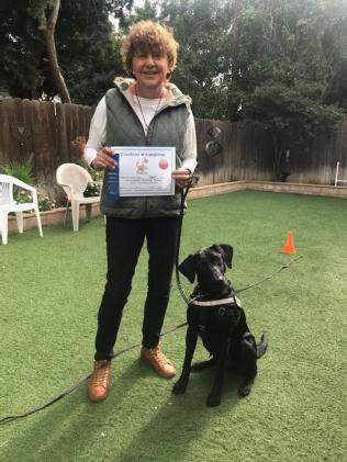 Conri Canine Good Citizen