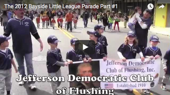 Bayside Little League Parade 2012