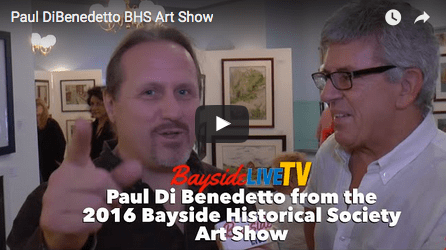 Paul Di Benedetto BHS Art Show