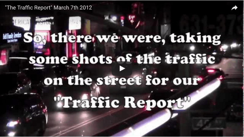 """The Traffic Report"""