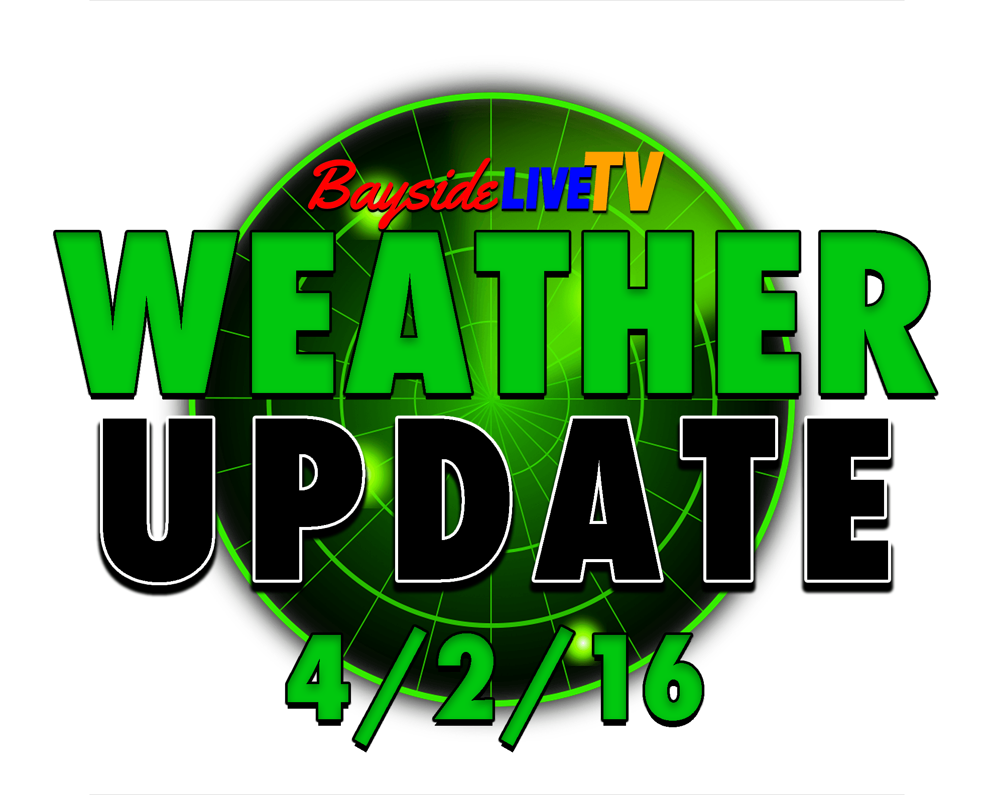 Weather Update 4/2/16