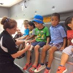 The Goddard School Sugar Land 90A Show and Tell  9-15-15