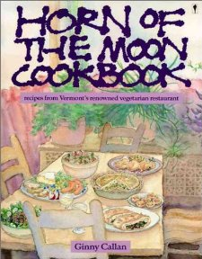 cover image of the Horn of the Moon Cookbook