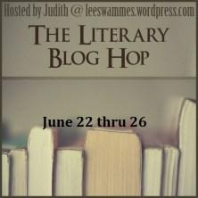 Literary Blog Hop badge