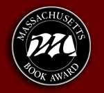 Massachusetts Book Award seal