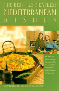 cover image of Best 125 Meatless Mediterranean Dishes