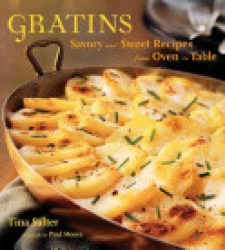 cover image of Gratins by Tina Salter