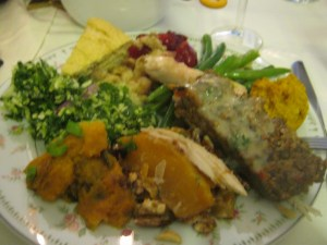 photo of filled plate
