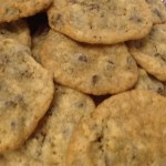 King Arthur Flour's Gluten-Free Version of Recipe of the Year — Chocolate Chip Cookies #weekendcooking