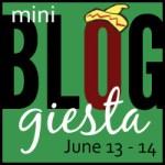 Mini @Bloggiesta Finish Line June 13-14