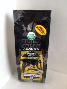 pound bag of ground coffee