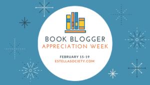 Book Blogger Appreciation Week bag February 15-19