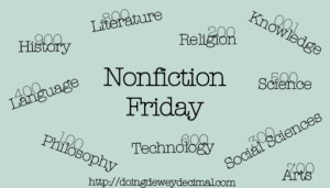 Nonfiction Friday badge from doing dewey decimal dot com
