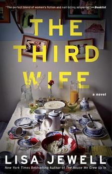 cover image of The Third Wife hardcover