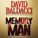 cover image of audiobook Memory Man