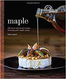 cover of Maple cookbook