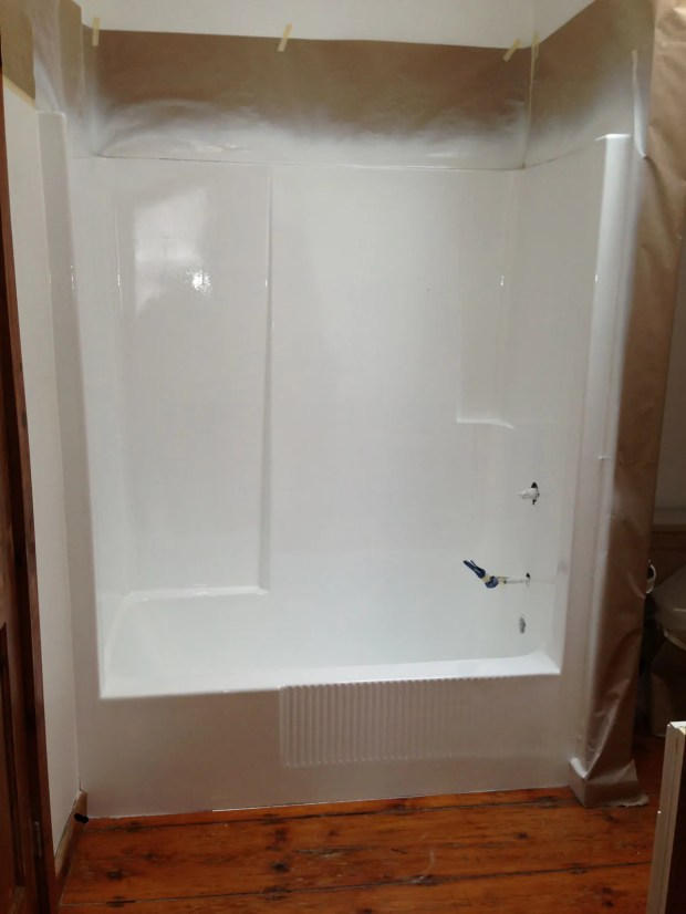 Tub Shower Unit - Home Design Ideas