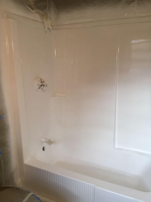 Fiberglass Tub Shower Units